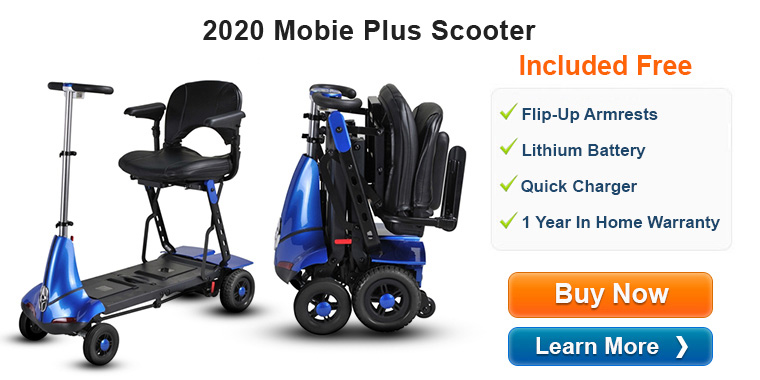 Mobie Plus Scooter