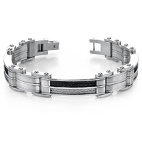 High Class Stainless Steel Bracelet for the modern Metro Man Style sb3274