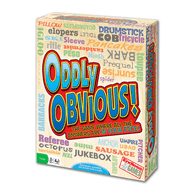 Oddly Obvious - a hilarious party game!