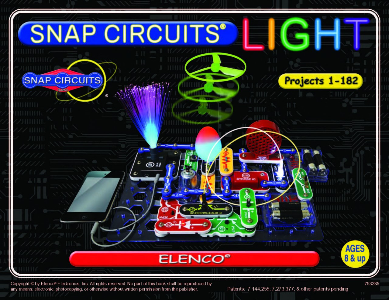 Snap Circuits Light Projects Mackite Electric