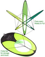 Prism EO Atom Kite - Citrus