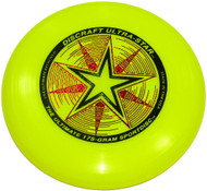 Ultra-Star 175 Gram Sport Disc-Yellow