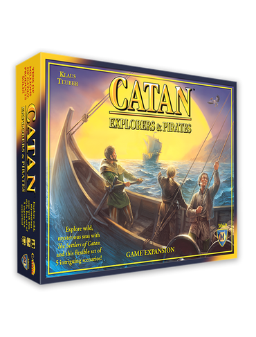 Catan Explorers & Pirates Expansion