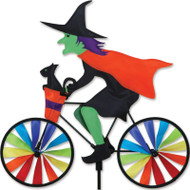 Small Witch Bicycle Spinner