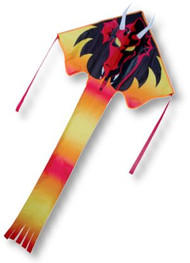 Large Easy Flyer Kite - FireStarter
