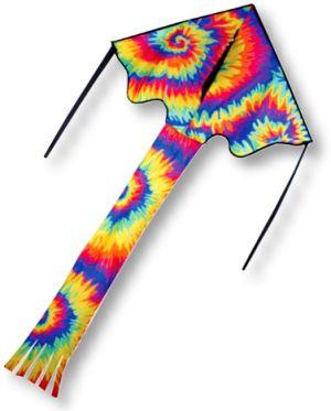 Large Easy Flyer Kite - Tie Dye