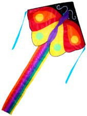 Large Easy Flyer Kite - Butterfly