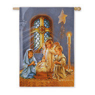 Christmas Pageant Banner