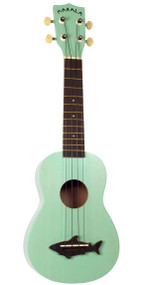 Makala Shark Ukulele - Surf Green