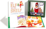 The Elf on the Shelf Book and Elf