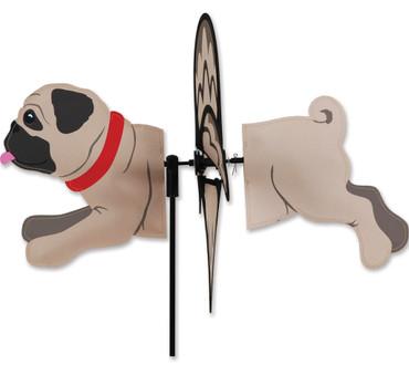 Pug Petite Spinner