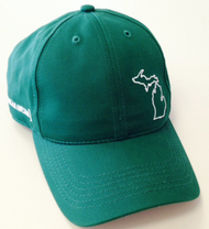 Michigan Awesome Classic Hat - Green