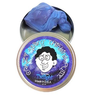 Crazy Aaron's Thinking Putty Heat Sensitive Hypercolor - Twilight