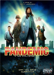 Pandemic Game 2013 Version