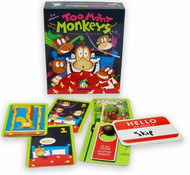 Too Many Monkeys Card Game