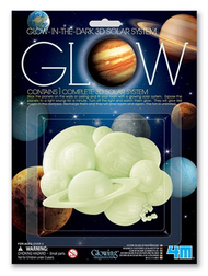 Glow-In-The-Dark 3D Solar System