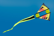 Prism Isotope Kite - Sunrise