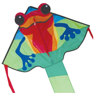 Regular Easy Flyer Kite - Poison Dart Frog