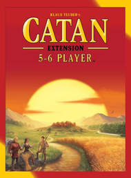 The Settlers of Catan Game - 5th Edition Extension