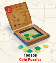 Trade Route Games: Coin Puzzles