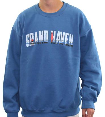Grand Haven Lighthouse Sweatshirt
