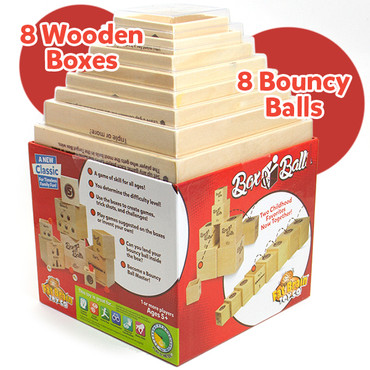 Box & Balls - Box