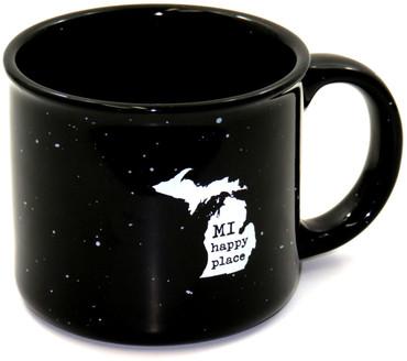 MI Happy Place mug