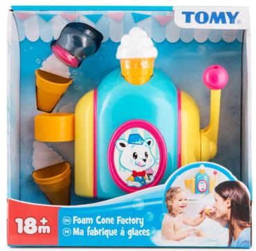 Foam Cone Factory Packaging
