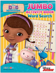 Doc McStuffins Words Searches