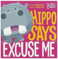 Hippo Says Excuse Me