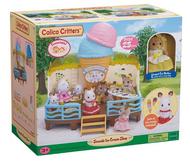 Calico Critters Seaside Ice Cream Shop - Box