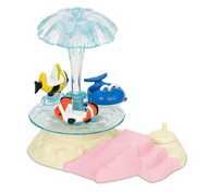 Calico Critters Seaside Merry-Go-Round - Box Contents