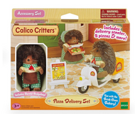 Calico Critters Pizza Delivery Set - Box