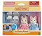 Calico Critters Ice Skating Friends - Box