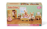 Calico Critters Parent's Bedroom - Box
