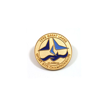 1998 GLKC Collectors Pin Front