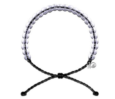 4Ocean Bracelet - Shark Black