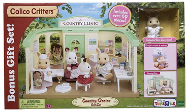 Calico Critters Country Doctor Gift Set - Box