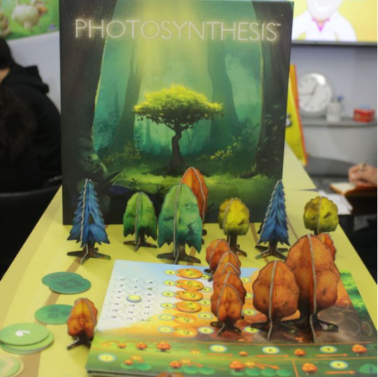 Photosynthesis - The Green Strategy Board Game