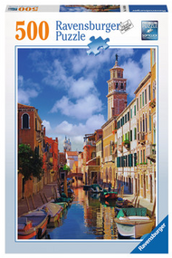 In Venice 500pc Puzzle - Box
