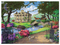 Visiting the Mansion 500pc Puzzle - Completed