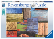 Remainders 2000pc Puzzle - Box