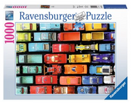 Traffic Jam 1000pc Puzzle - Box