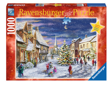 Christmas Wishes 1000pc Puzzle - Box