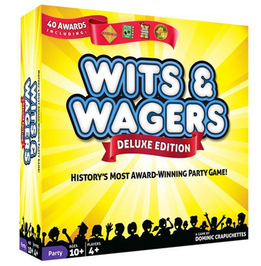 Wits and Wagers Box
