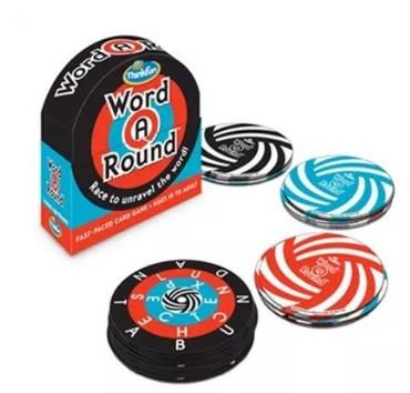 Swirly words