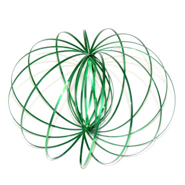 Green Kinetic Flow Ring