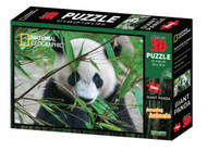 National Geographic 3D Giant Panda Puzzle
