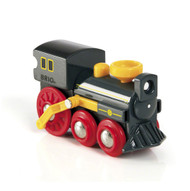 Old Steam Engine by Brio