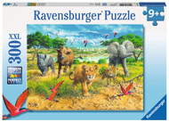 Big 5 Babies Puzzle
